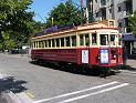 Die Tram in Christchurch